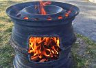 Old Tire Rims Make For The Best Diy Fire Pits intended for dimensions 1274 X 704