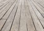 Old Weathered Wooden Deck Floor Perspective Stock Photo Picture And throughout dimensions 1300 X 866