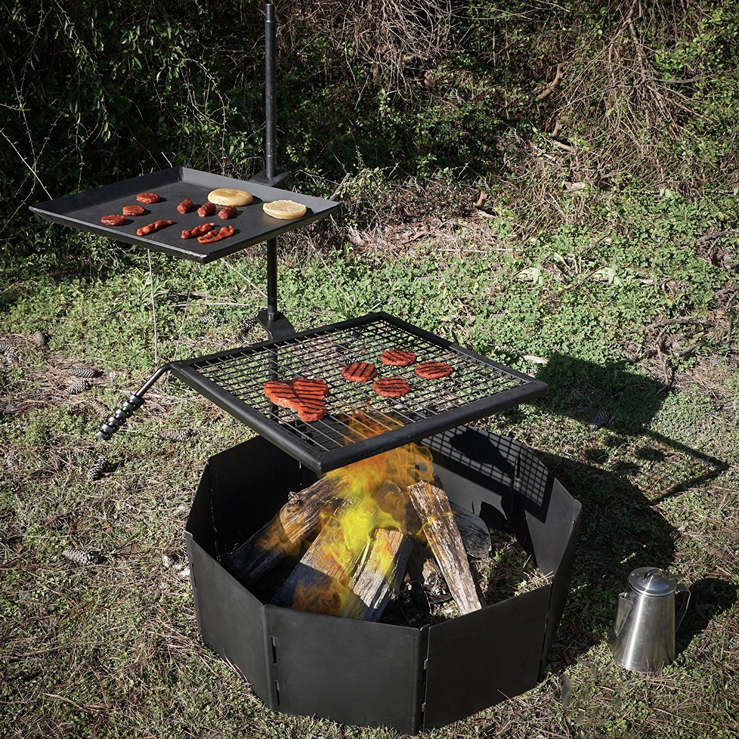 Outdoor Fire Pit Accessories Firepit in dimensions 1500 X 1500