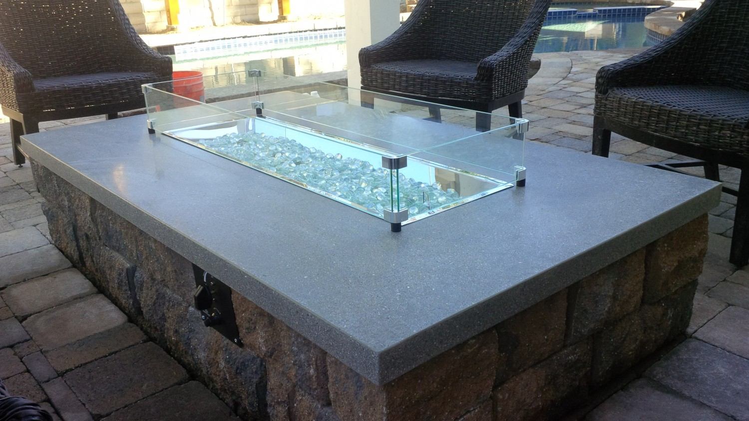 Outdoor Fire Pit Designs Natural Gas Fire Pit Table Diy Fire Pit for measurements 1500 X 844