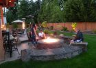 Outdoor Fire Pit Seating Ideas Fireplace Design Ideas pertaining to size 1024 X 768