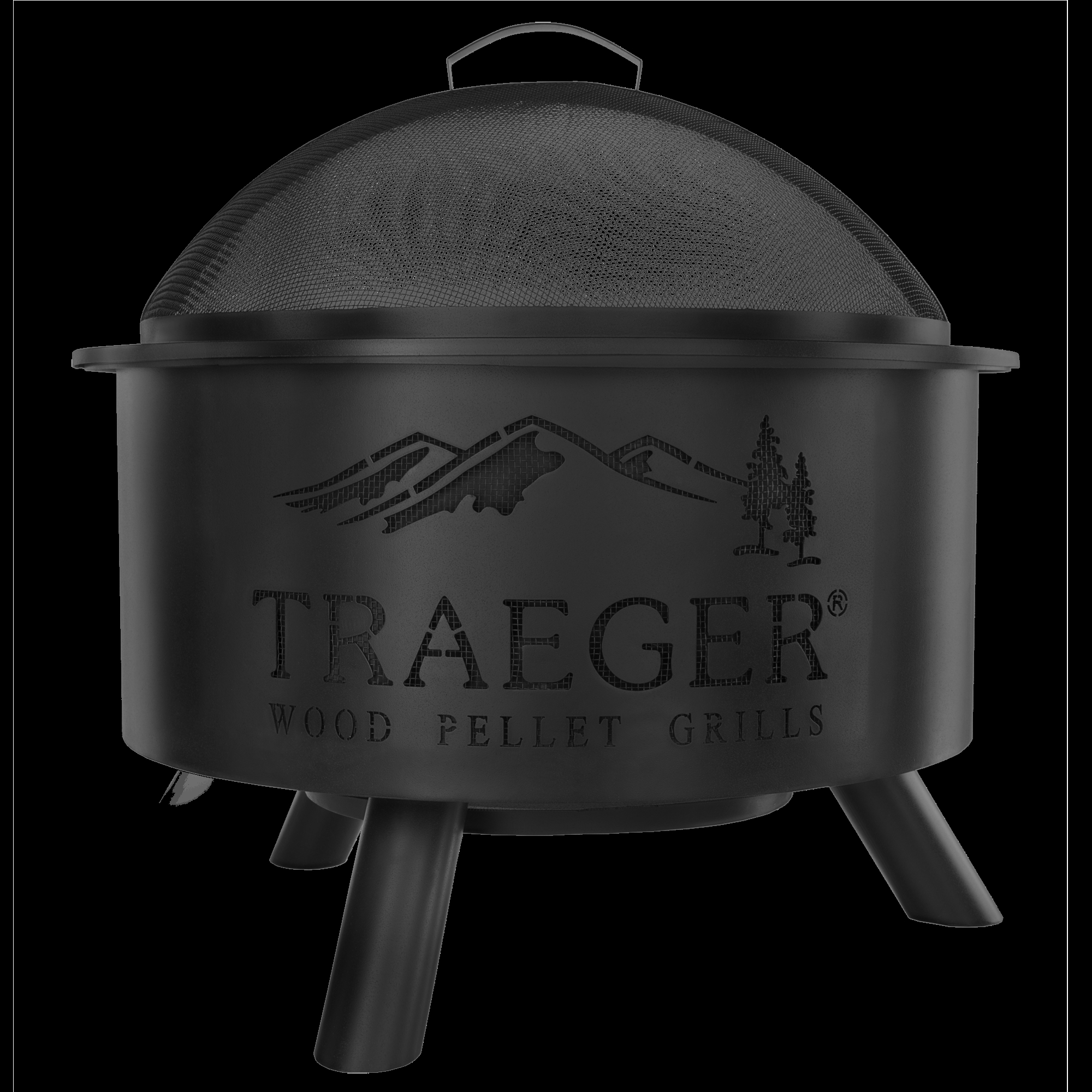 Outdoor Fire Pit Traeger Style Traeger Wood Fired Grills throughout dimensions 2000 X 2000