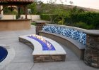 Outdoor Fire Pit With Glass Rocks Fire Pit Design Ideas throughout size 1280 X 960
