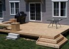 Outdoor Garden Simple Raised Wooden Deck Design Ideas Great with regard to measurements 1024 X 812