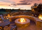 Outdoor Natural Gas Fire Pit Ideas Implementation Of Outdoor Fire in proportions 1027 X 770