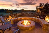 Outdoor Natural Gas Fire Pit Ideas Implementation Of Outdoor Fire inside proportions 1027 X 770