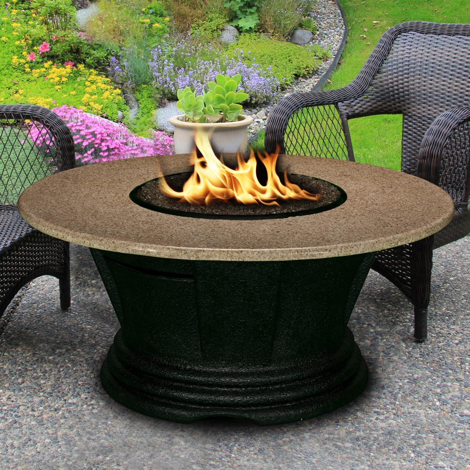 Outdoor Propane Fire Pits 15675 throughout sizing 1500 X 1500
