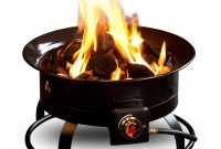 Outland Firebowl Standard 19 In Steel Portable Propane Fire Pit 823 throughout size 1000 X 1000