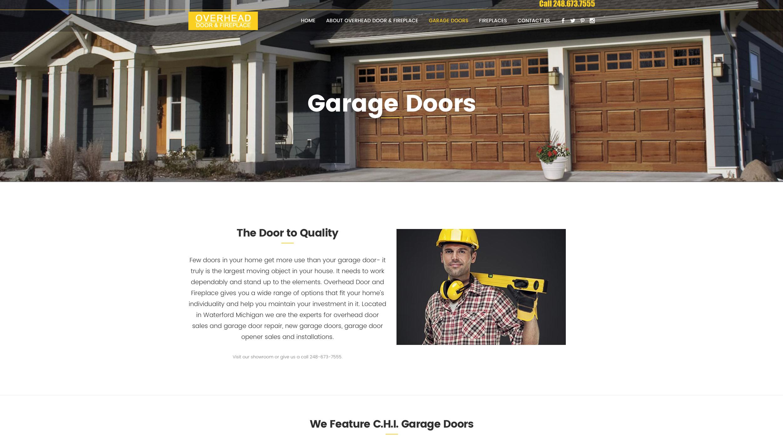 Overhead Door Waterford Mi Knobs Ideas Site