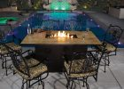 Ow Lee 42 X 72 Counter Height Santorini Fire Pit Outdoor regarding sizing 1200 X 1196