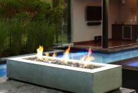 Paloform Robata Modern Rectangular Concrete Outdoor Fire Pit for sizing 900 X 900