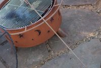 Patina Fire Pit With Grill And Free Cover Available In 6 Styles with regard to size 2000 X 2000