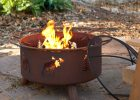 Patina Moose And Tree 31 Diam Fire Pit With Free Cover Hayneedle pertaining to sizing 3200 X 3200