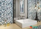 Peel And Stick Tiles For Showe Walls Cm80235 Clever Mosaics intended for sizing 1400 X 800