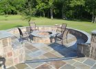 Pennsylvania Bluestone Patio Fire Pit Pergola Outdoor Dreams in measurements 2000 X 1564