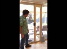 Pet Door For Sliding Glass And Screen Doors Maximum Security Package with dimensions 1280 X 720