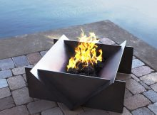Photo 6 Of 8 In Gather Around These 7 Modern Fire Pit Designs From regarding proportions 1599 X 1600