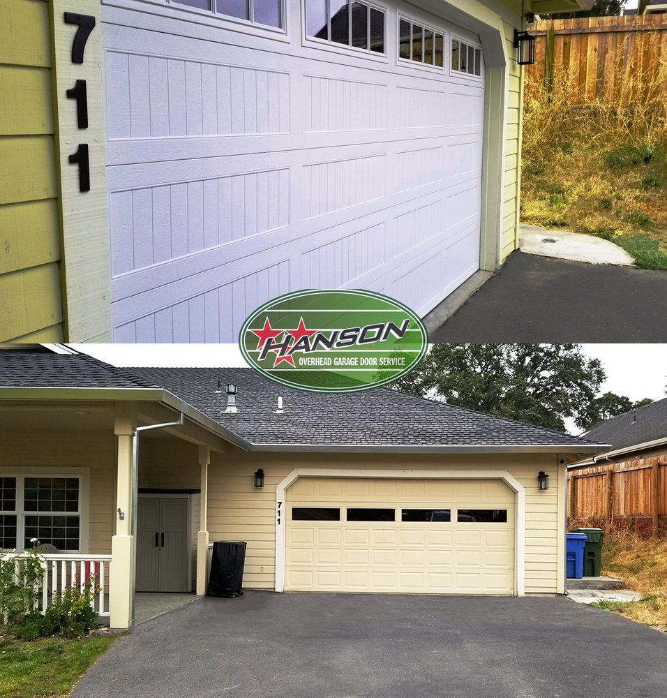 Photos For Hanson Overhead Garage Door Service Yelp throughout size 956 X 1000