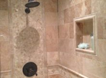 Pictures Of Bathroom Walls With Tile Walls Which Incorporate A regarding dimensions 768 X 1024