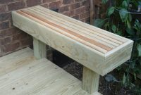 Pin Jason Healy On Decking Deck Bench Deck Design intended for proportions 1212 X 875