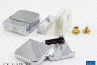 Plastic Glass Shower Door Pivot Hinge For 6mm Glass Clamp Pack Of 2 regarding measurements 1500 X 1211