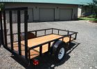 Plywood Decking For Utility Trailer Decks Ideas intended for sizing 4608 X 3456