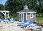 Pool Shed Ideas Designs Pool Storage In Pa Homestead Structures within proportions 1200 X 900