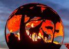 Popular Globe Fire Pit Creative Modern Designs regarding sizing 800 X 1199