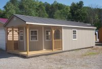 Porch Model Buildings Rr Buildings Knoxville Sheds Storage pertaining to proportions 3072 X 2304
