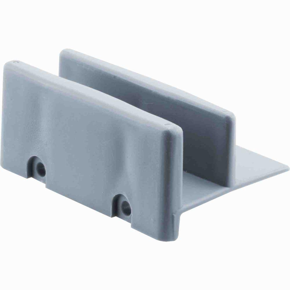 Prime Line 12 In Shower Door Bottom Guides 2 Pack M 6192 The within measurements 1000 X 1000