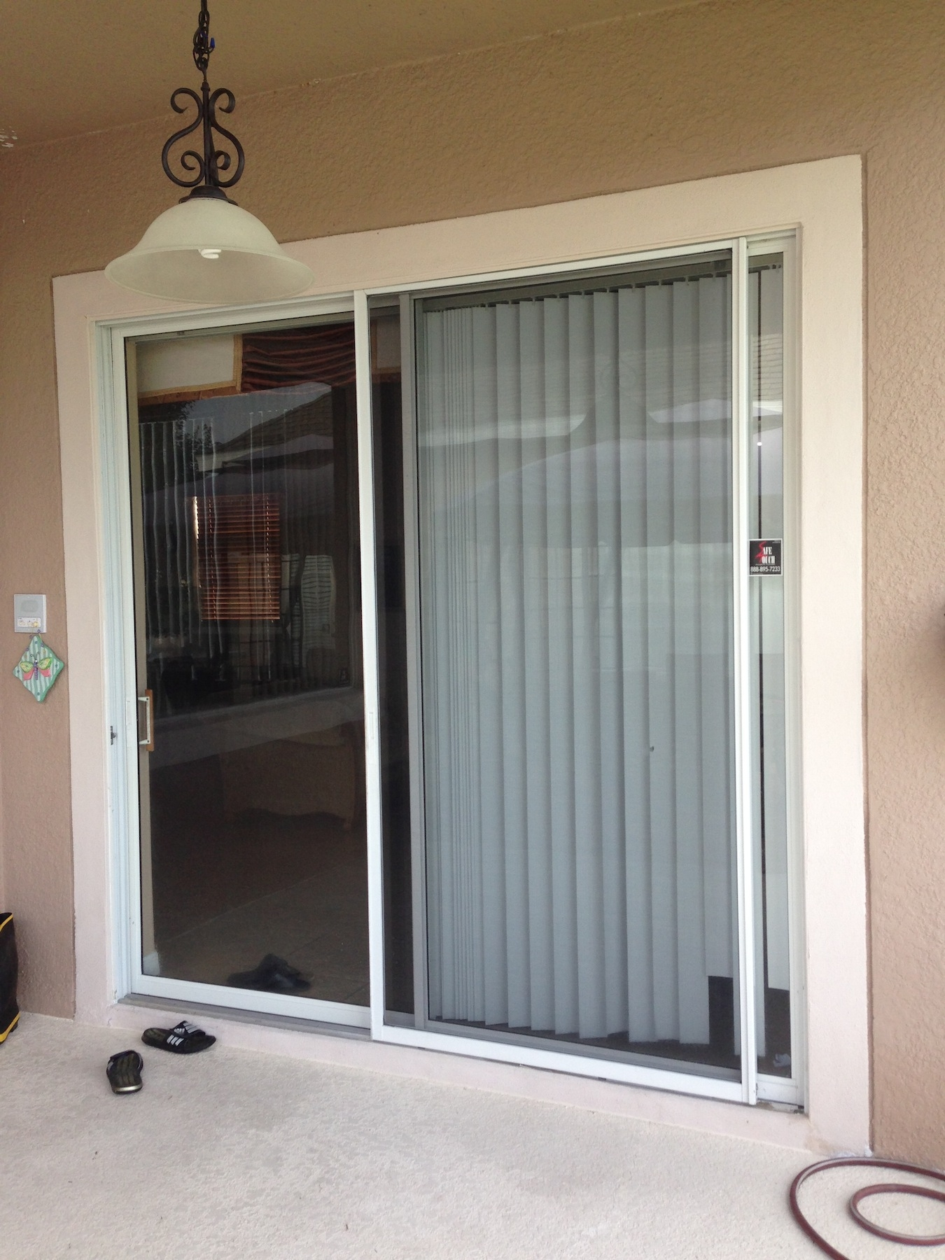 Privacy Screen For Sliding Glass Door Exterior Doors And Screen Doors pertaining to proportions 1350 X 1800