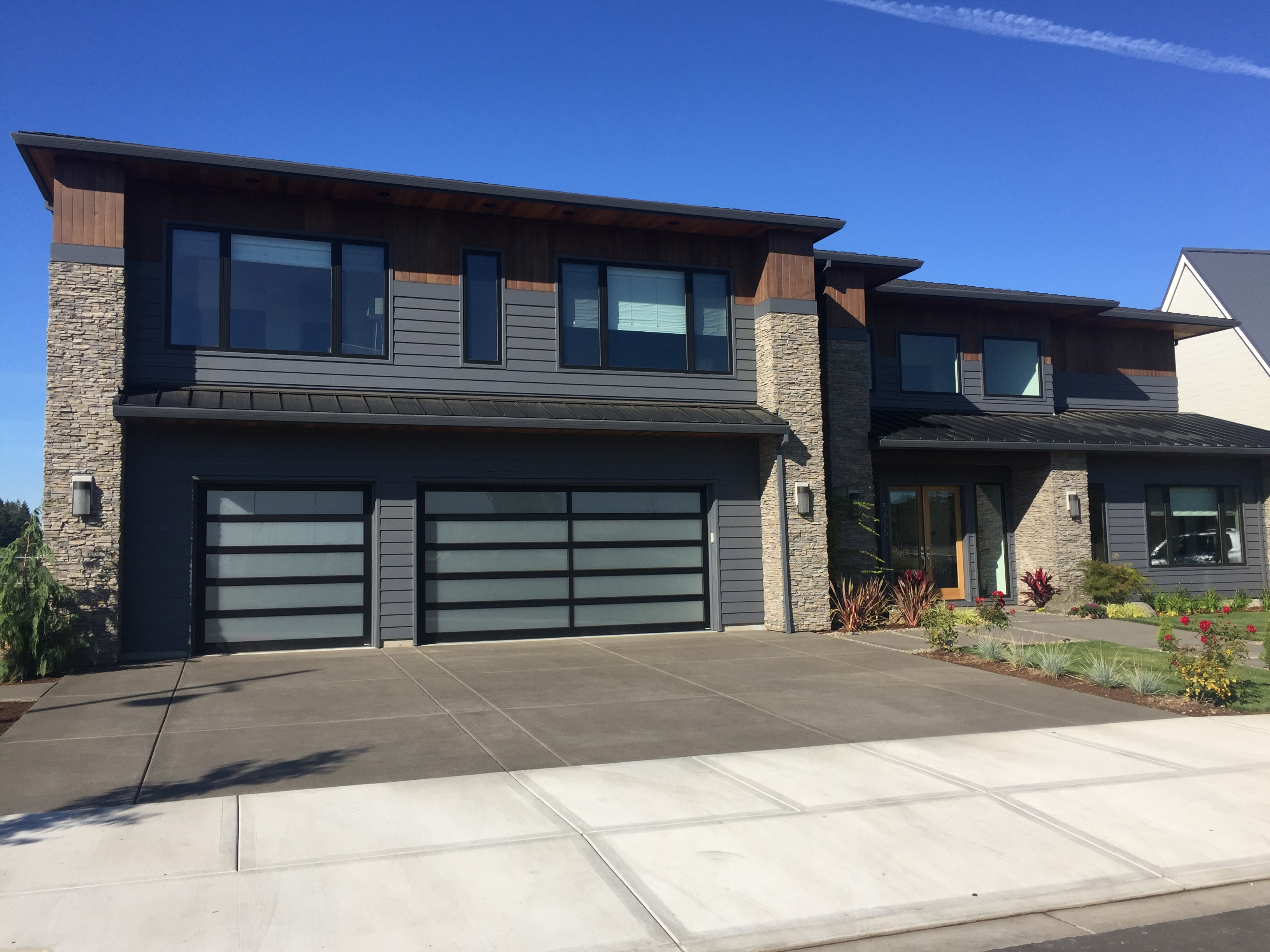 Project Of The Month Winner Jj Overhead Door Llc Northwest Door with measurements 3264 X 2448