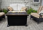 Propane Fire Pit With Glass Rocks Fireplace Design Ideas in proportions 1500 X 996