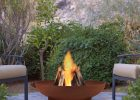 Real Flame Anson 32 In Wood Burning Steel Fire Bowl In Rust 958 Rst for size 1000 X 1000