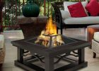 Real Flame Crestone 34 In Steel Framed Wood Burning Fire Pit With with proportions 1000 X 1000