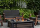 Real Flame Hamilton 44 In X 13 In Rectangle Steel And Slate with proportions 1000 X 1000
