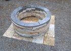 Recycled Granite Fire Pit Kit regarding sizing 1066 X 800