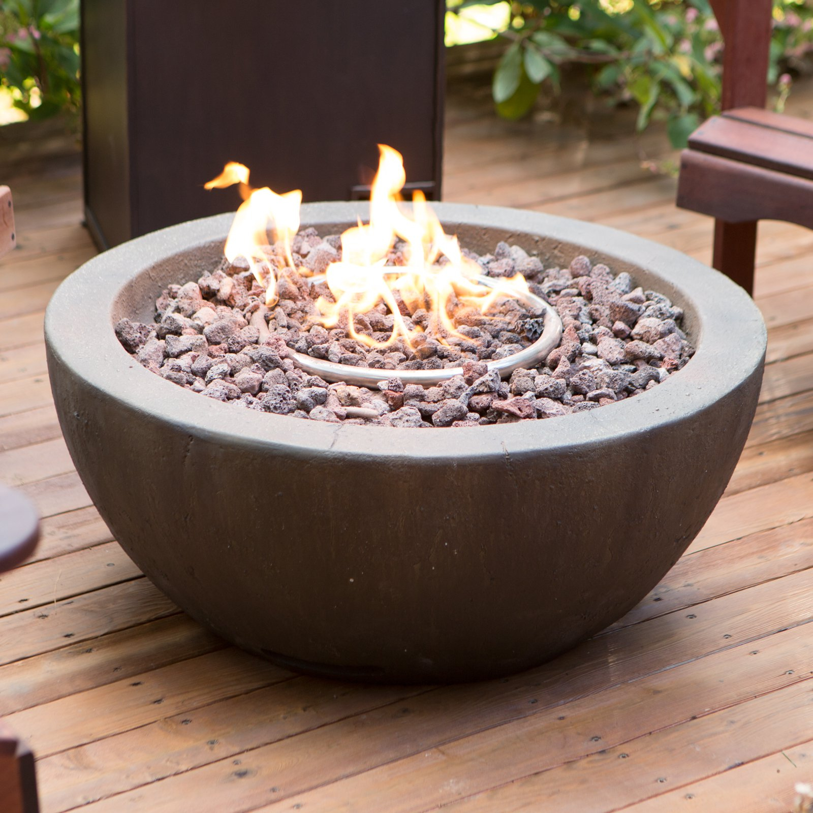 Red Ember Mesa 28 Diam Fire Bowl With Free Cover Walmart with regard to measurements 1600 X 1600