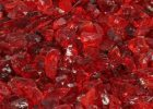 Red Fire Pit Glass Project For The Fall Outdoors Glass Fire within sizing 1200 X 1200