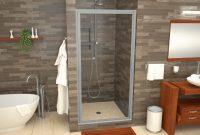 Redi Swing Shower Doors intended for size 1110 X 858