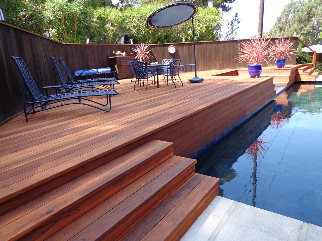 Redwood Deck Furniture Groupemarlin for size 1024 X 768