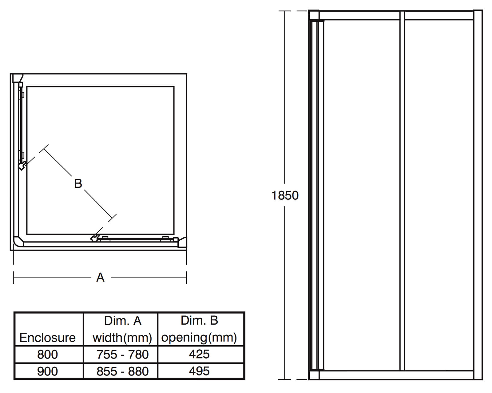 Refreshing Typical Door Height Typical Shower Door Height Shower with sizing 1600 X 1277