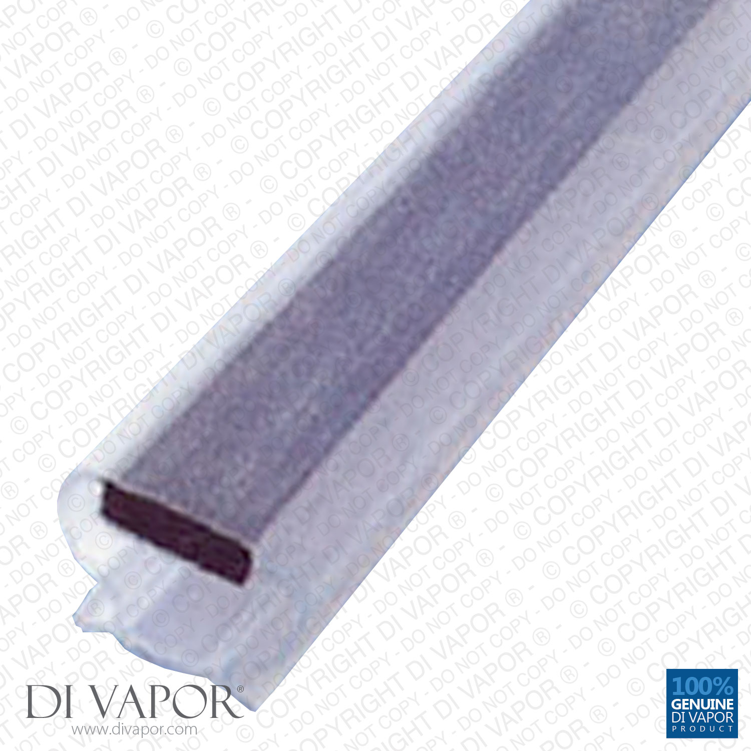 Replacement Magnetic Channel Seal For Shower Door 10mm Channel with sizing 1500 X 1500