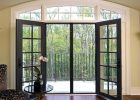Retractable Door Fly Screens For French Doors 1700mmw X 2100mmh with sizing 1274 X 1023