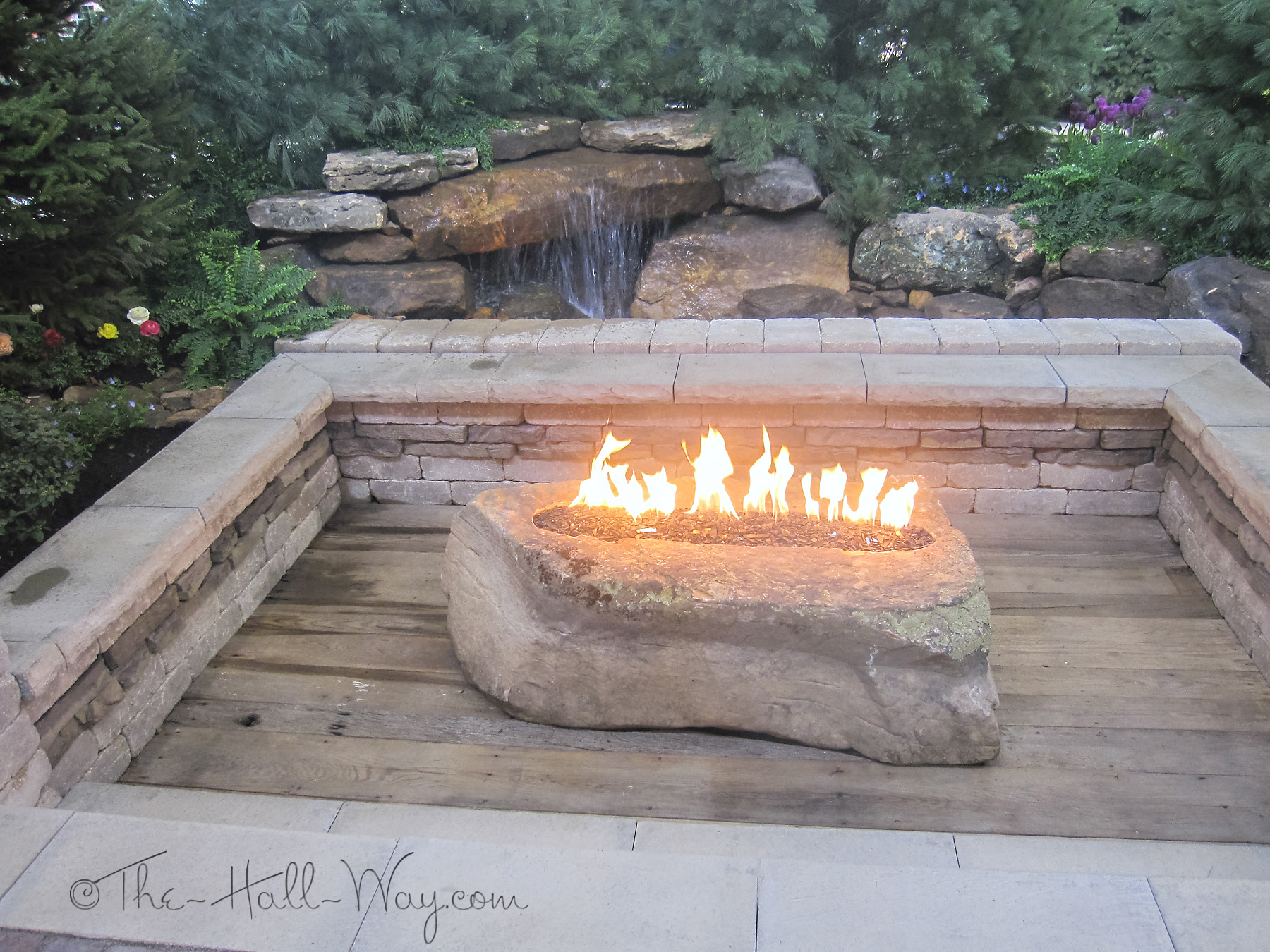 Rocks For Fire Pit Fireplace Design Ideas inside size 1800 X 1350