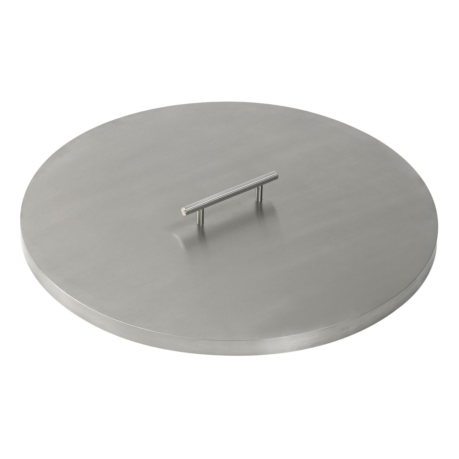Round Metal Fire Pit Cover Stainless Steel Fire Pit Lid throughout dimensions 1500 X 1500