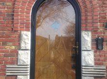 Round Top Storm Doors Replacement Windows Custom Doors Storm with regard to size 2448 X 3264