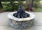 Sedona Log Set Fireboulder Natural Stone Fire Pits inside proportions 2592 X 1936