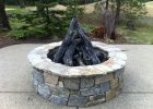 Sedona Log Set Fireboulder Natural Stone Fire Pits regarding sizing 2592 X 1936