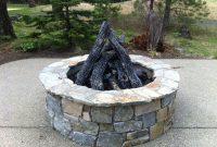 Sedona Log Set Fireboulder Natural Stone Fire Pits regarding sizing 2592 X 1936